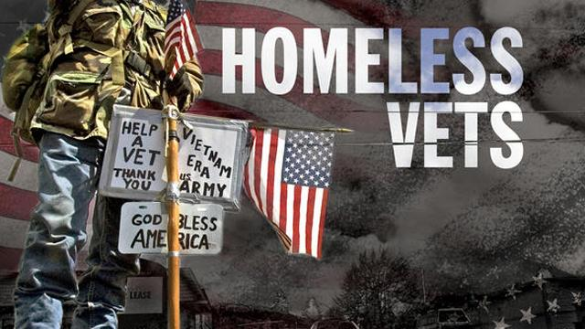 Reaching Homeless Veterans