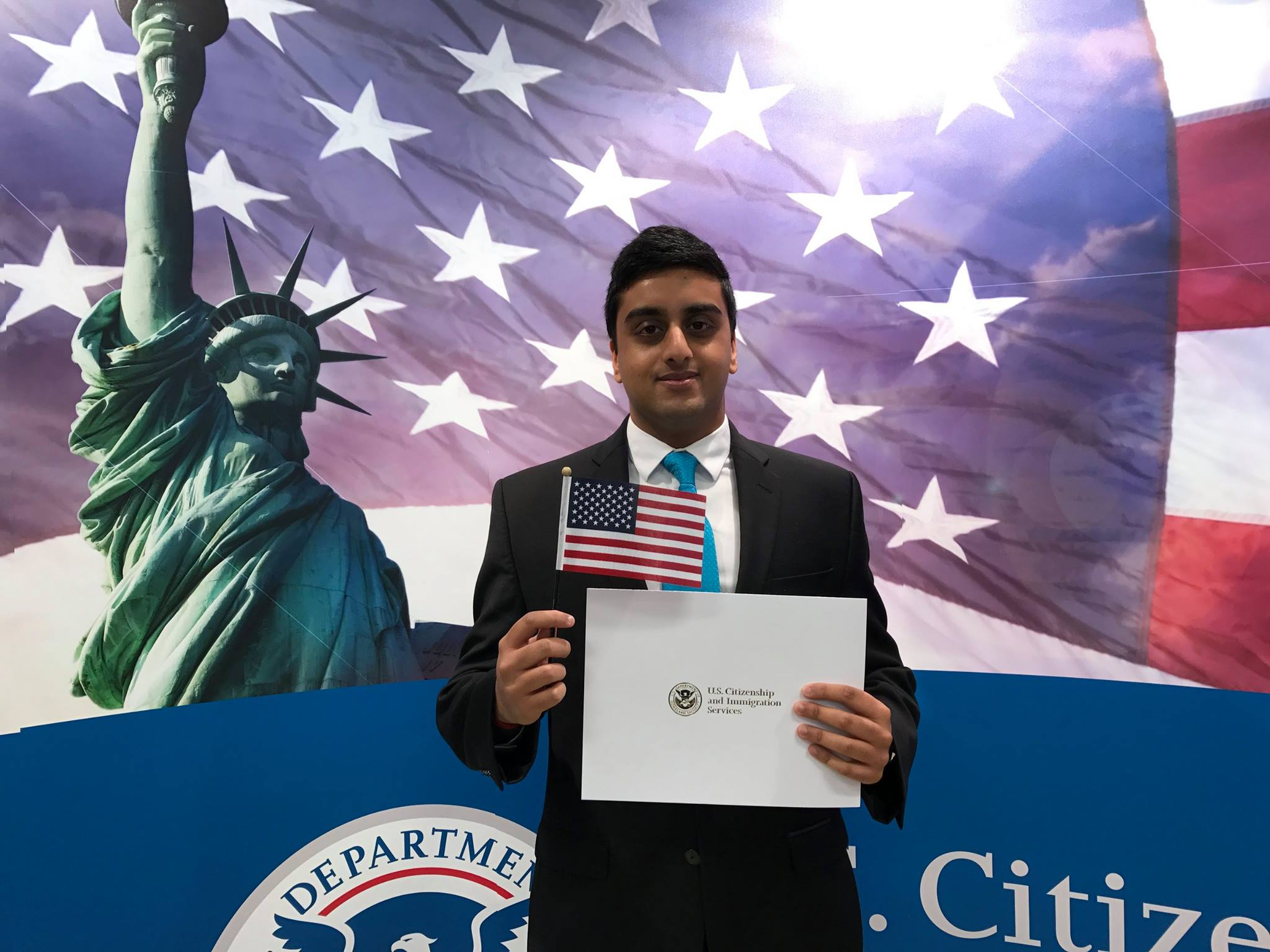 Becoming an American Citizen – My Experience