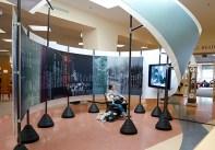 Wharton Studio Museum - Ithaca NY, Exhibit