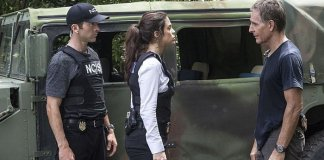 NCIS: New Orleans - 3.03 - Man on Fire
