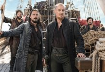 Black Sails - 4.01 - XXIX