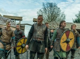 Vikings - 4.19 - On The Eve