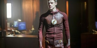 The Flash - 3.16 - Into the Speed Force