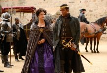 Still Star-Crossed - 1.02 - The Course of True Love Never Did Run Smooth