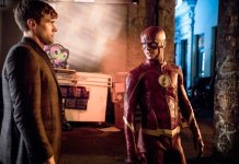 The Flash - 4.04 - Elongated Journey Into Night