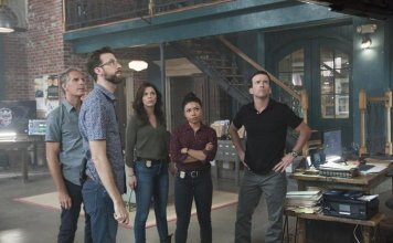 NCIS: New Orleans - 4.08 - Sins of the Father
