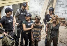 NCIS New Orleans - 4.09 - Hard Knock Life