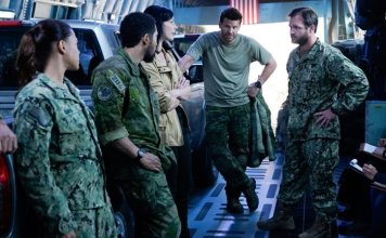 Seal Team - 1.07 - Borderlines