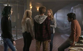 The Gifted - 1.08 - threat of eXtinction