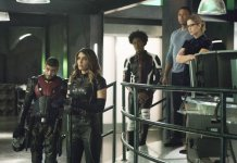 Arrow - 6.09 - Irreconcilable Differences