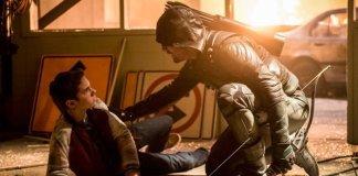 Arrow - 6.11 - We Fall