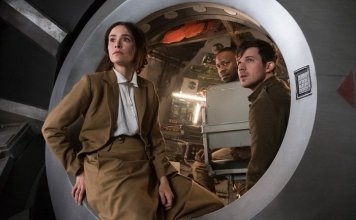 Timeless - 2.01 - The War to End All Wars