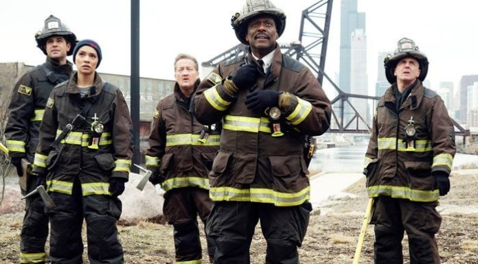 Chicago Fire - 6.16 - The One That Matters Most