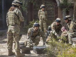 NCIS : New Orleans - 4.18 - Welcome to the Jungle