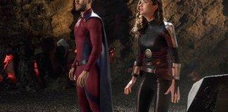 Supergirl - 3.17 - Trinity