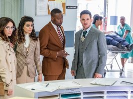 Timeless - 2.08 - The Day Reagan was Shot