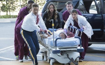 Code Black - 3.09 - Only Human