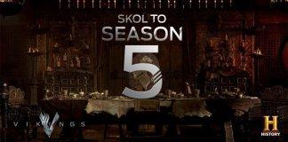 Vikings Season 5 Annoncement