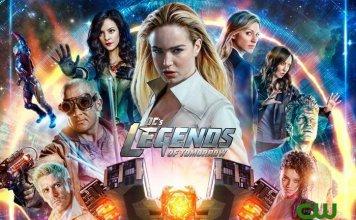 DC's Legends of Tomorrow - Season 4