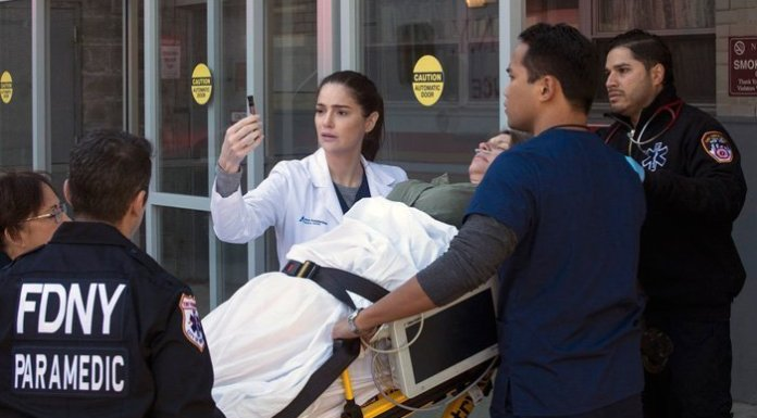 New Amsterdam - 1.09 - As Long As It Takes