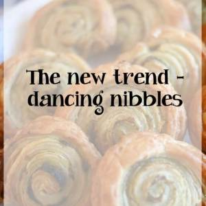 The new trend – dancing nibbles