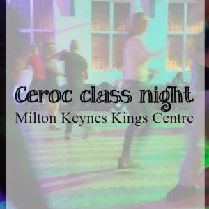 Milton Keynes Kings Centre ceroc class review