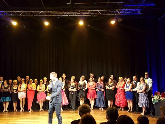 Strictly banbury competition