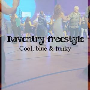 Daventry freestyle Ceroc Passion - What about dance