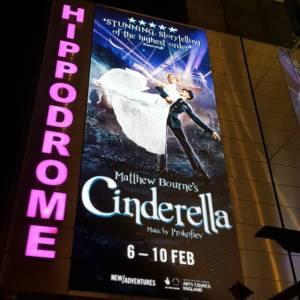 Matthew Bourne's Cinderella - What about dance