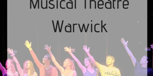 chorus line musical theatre warwick