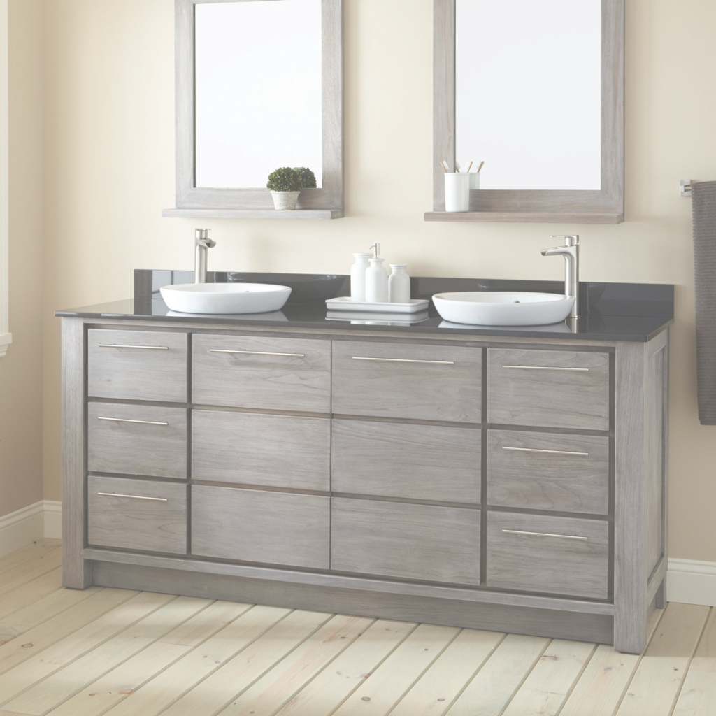 Cool Top 71 Preeminent 48 Double Sink Vanity Narrow With Bathroom With Two Sink Bathroom Vanity Ideas House Generation