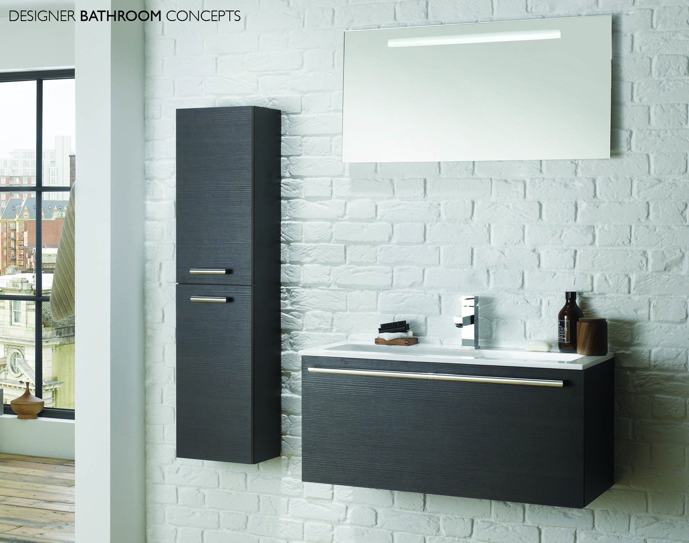 Elite Sophisticated Designer Bathroom Furniture Modern Contemporary In Within Lovely Modular Bathroom Cabinets Ideas House Generation