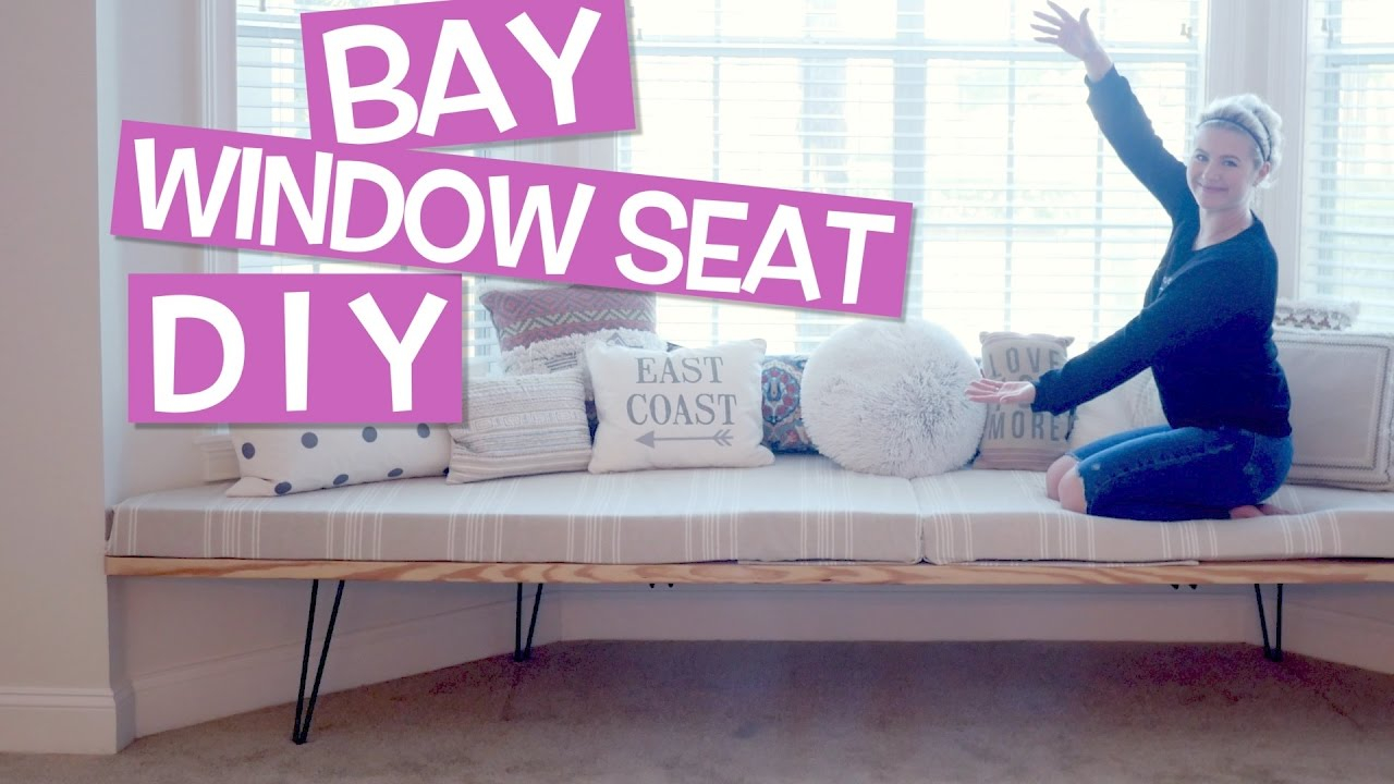 Review Diy Bay Window Seat Ideas House Generation