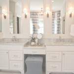 Review Bathroom Vanities With Makeup Area Ideas House Generation