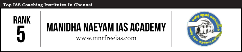 Manidha Naeyam-IAS Coaching Institutes in Chennai