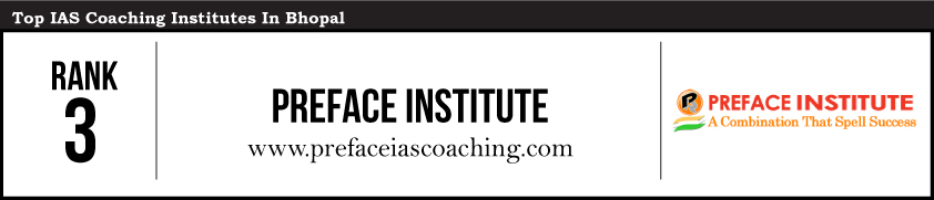 Preface - IAS Coaching Institutes in Bhopal
