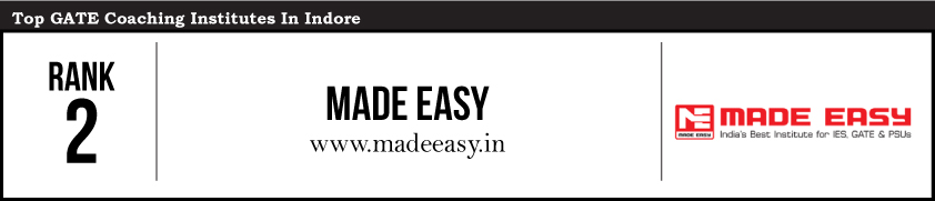 Made Easy -Gate Coaching Institute in Indore