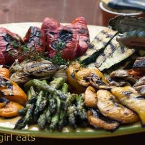 Grilled Vegetables Marinade
