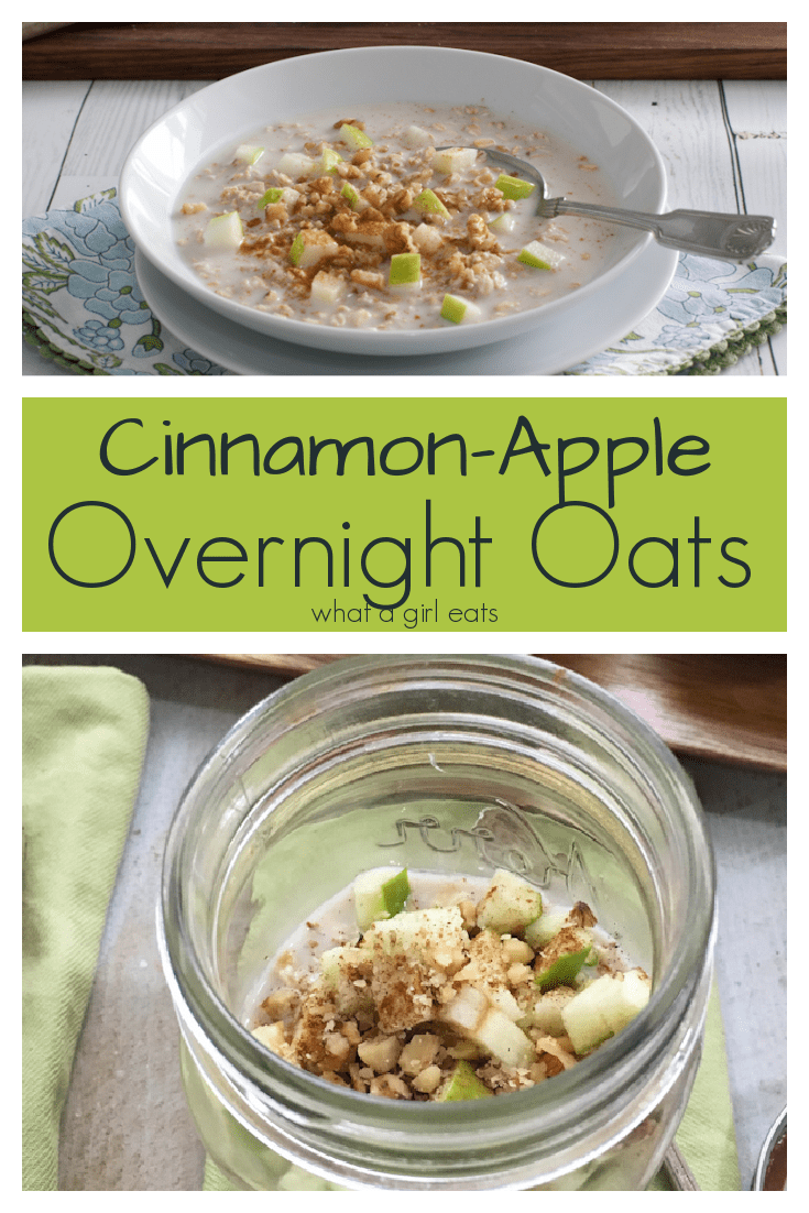 This easy make ahead overnight oats recipe is based on the original from Dr. Bircher-Benner. Rolled oats are soaked in dairy or dairy free milk. Fresh fruit and nuts are mixed in the next day for an easy on-the go breakfast.