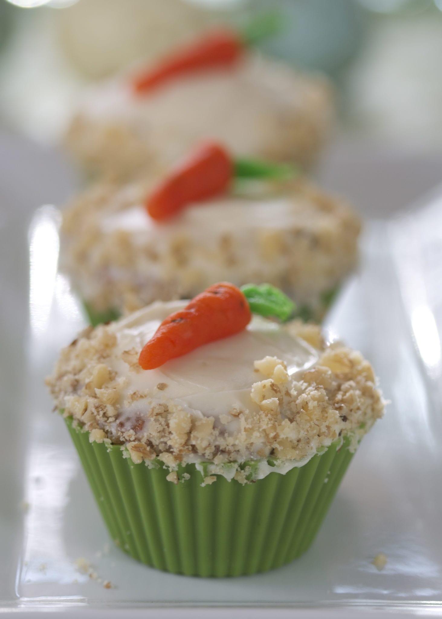 Jeanne S Gluten Free Carrot Cake