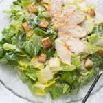 Egg-Free Caesar Salad Dressing