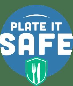 plate it safe logo