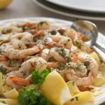 Get dinner on the table quickly with this easy 30-minute Shrimp Picatta.