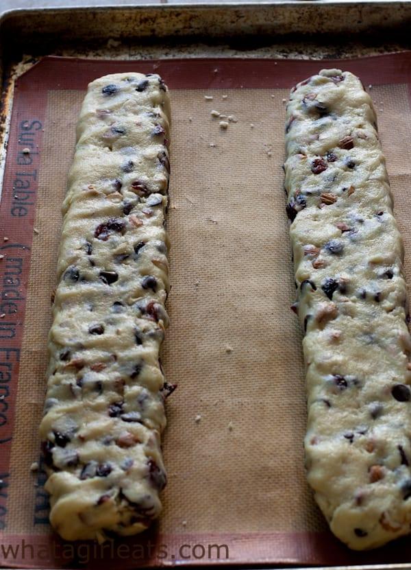 gluten free mandlebread