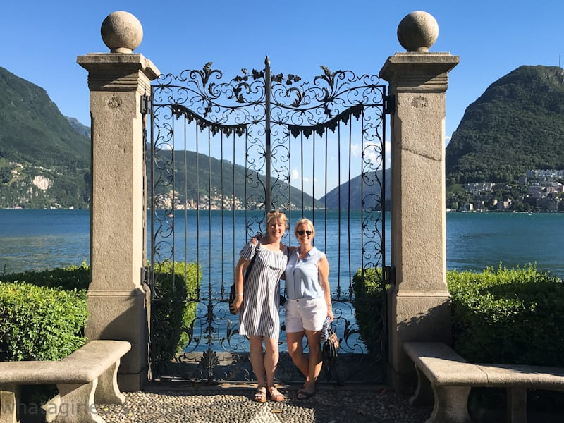Parco Ciani Lugano And Bellinzona Switzerland; What To Do In Two Days