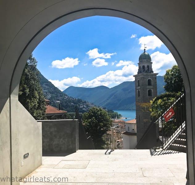 Cruise and Cook in Lugano Switzerland