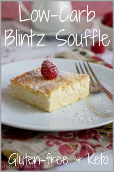 Blintz souffle pin