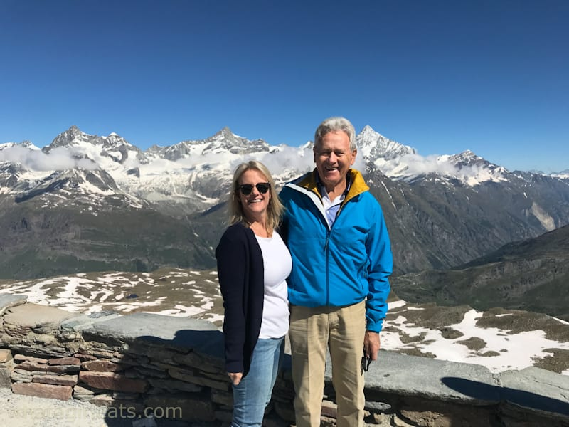 Amade Perrig Swiss alps