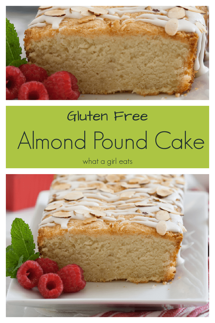 This moist and rich Gluten free Almond cake is the perfect base for strawberry shortcake or English trifle. It's also delicious on its own!