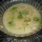 Chicken Mushroom Soup Recipe